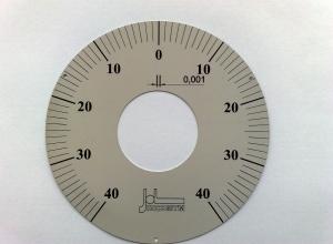 gravură laser – alumamark 1